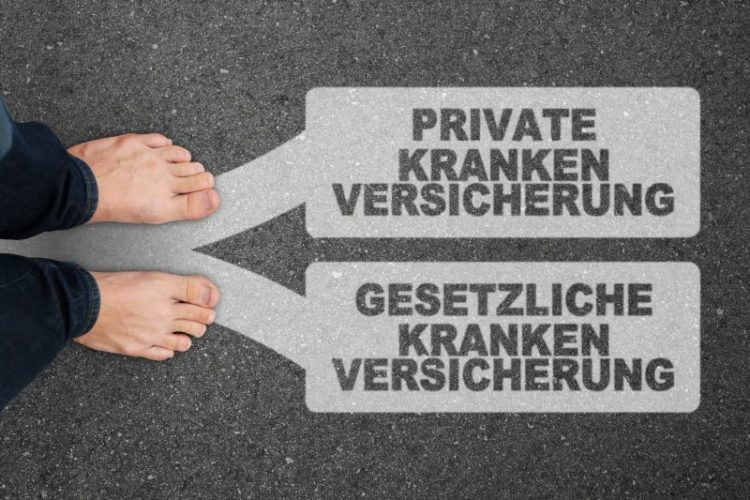 Private Krankenversicherung Gesetzliche Krankenversicherung