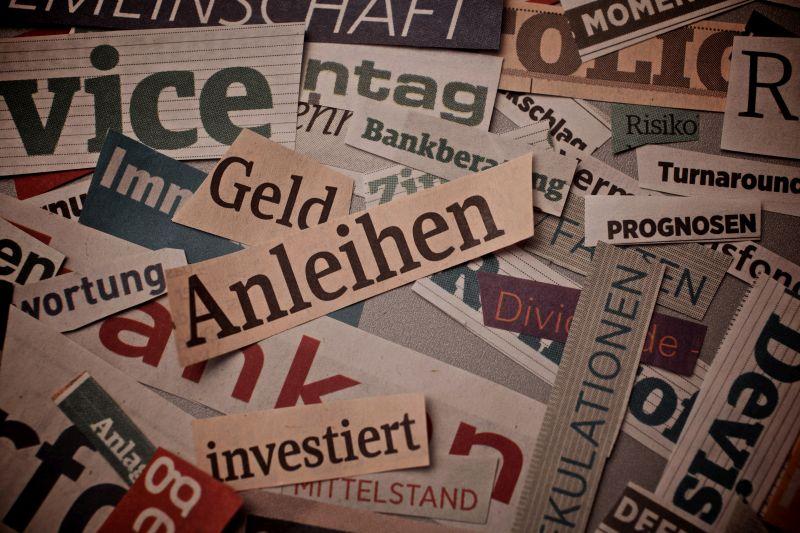 Schlagzeilen Anleihen