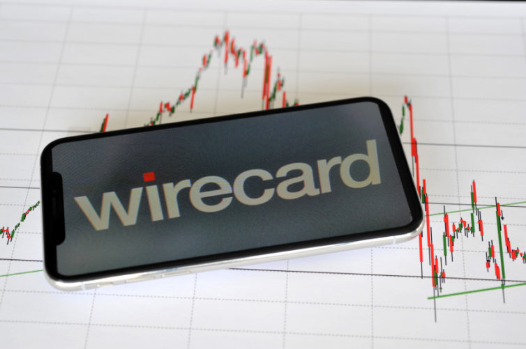Wirecard, Aktien