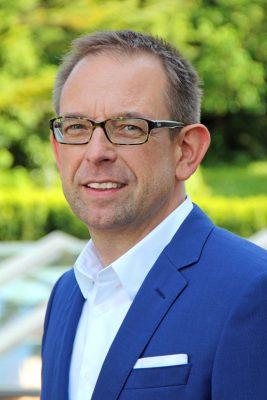 Claus Walter, Vorsitzender der Geschäftsleitung der Freiburger Vermögensmanagement