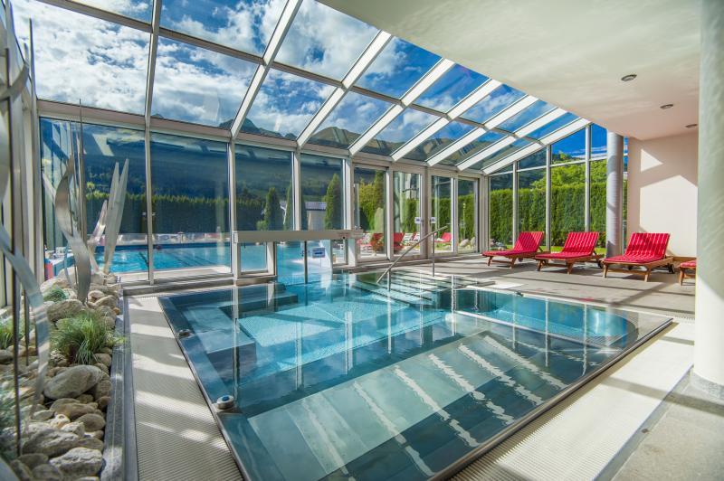 Pool Impuls Hotel Tirol