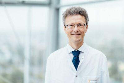 Privatdozent Dr. Axel Hübler