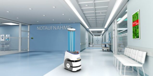 UV-C-Roboter