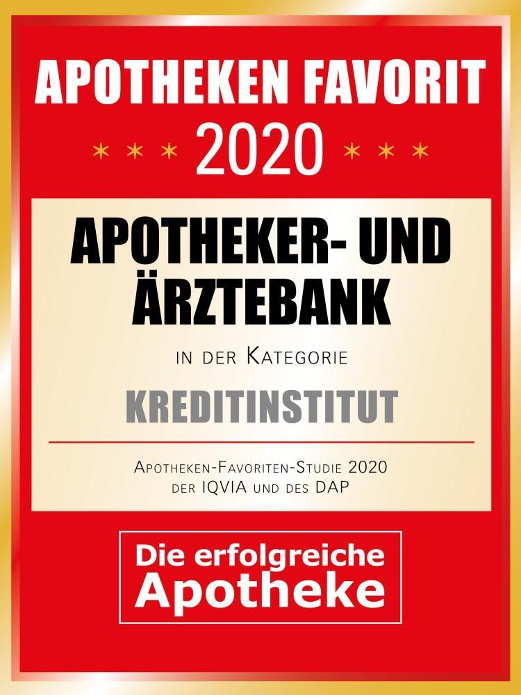Siegel Apotheken Favorit apoBank