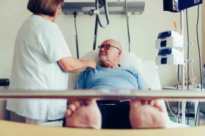 Behandlung in Helios Klinik