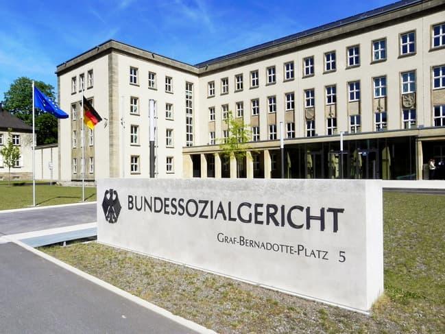 Bundessozialgericht_Eingangsbereich