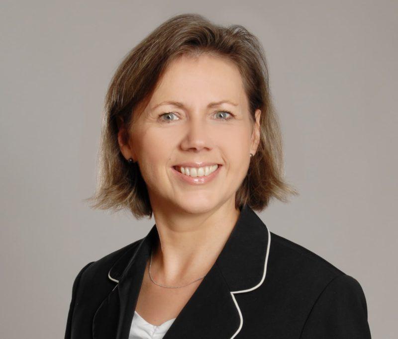 Dr. Christine Trapp, Leiterin Heilberufe und Geschäftskunden der Hypovereinsbank, Region Ost