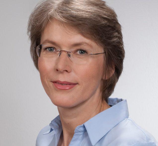 Uta Schwertel, Projektverantwortliche bei der imc AG, dem technischem Umsetzungspartner des Forschungsprojektes SmartHands