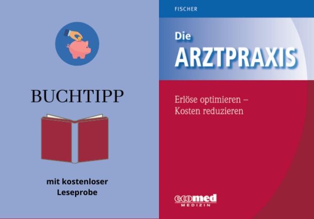 Buchcover Die Arztpraxis