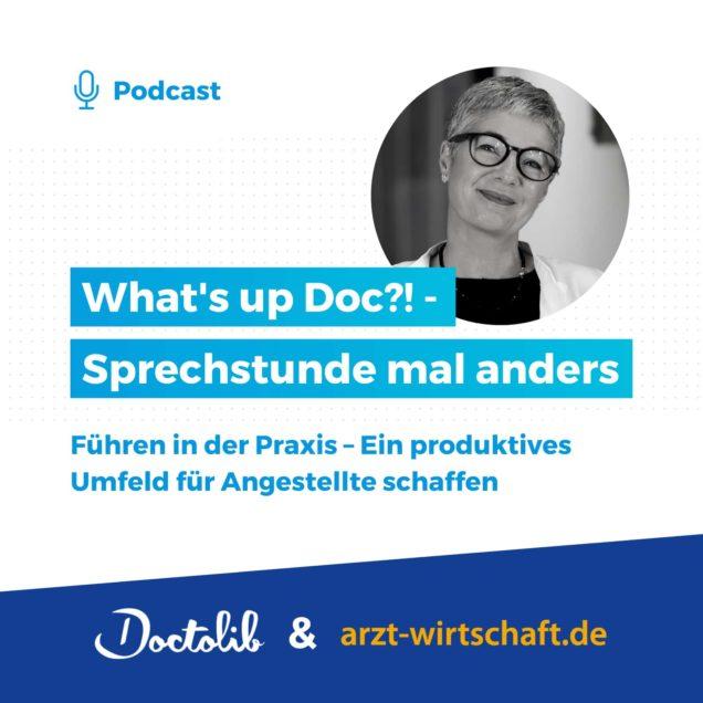 Podcast Führen in der Praxis