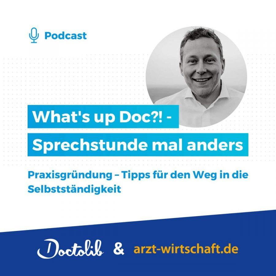 Podcastfolge Praxisgründung