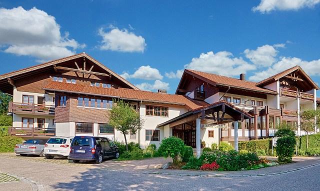 Hotel Concordia Außenansicht