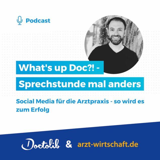 Podcast Social Media für die Arztpraxis