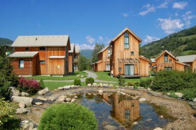 Ferienhäuser im Ferienpark Kreischberg (Alps Residence)