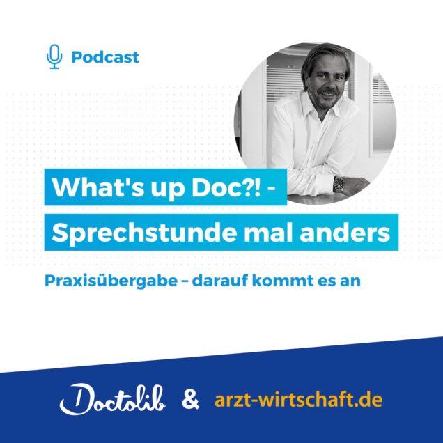 Podcast Praxisübergabe