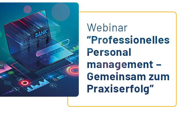 Webinar Professionelles Personalmanagement