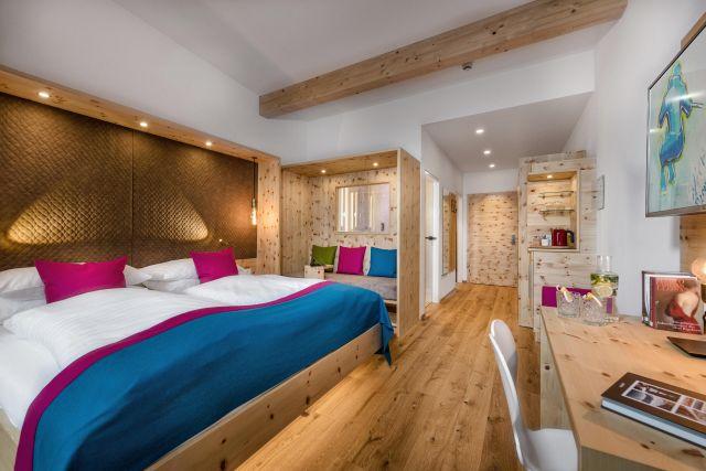 Zimmer Impuls Hotel Tirol