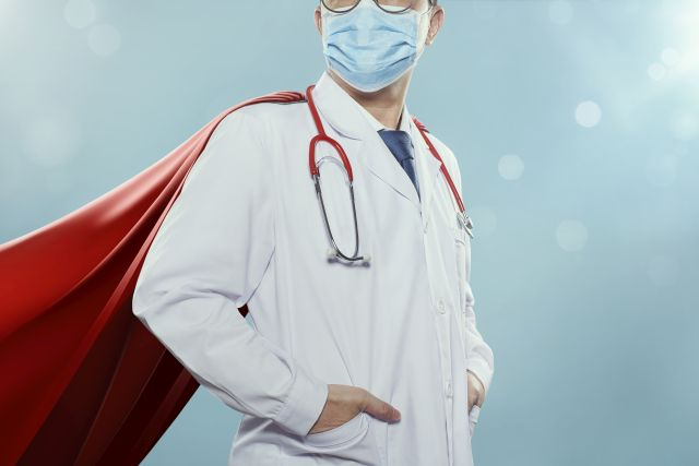 Arzt und Held