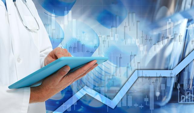 Gesundheitsaktien, Börse, Aktienhandel, Geldanlage