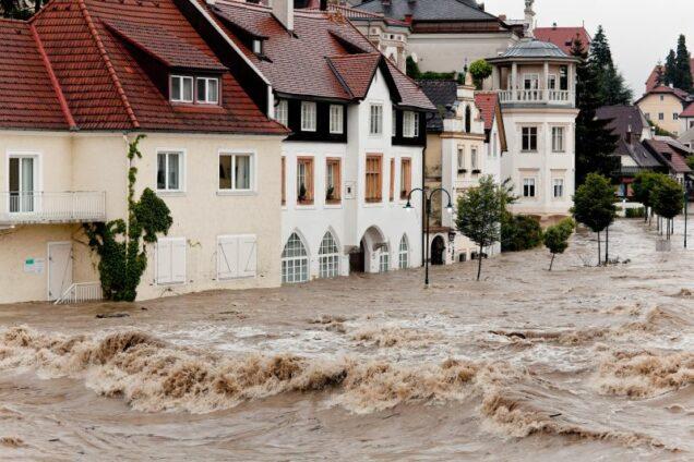 Hochwasser, Flut