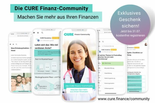 Cure Finanz-Community