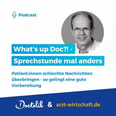 What's up Doc??! Schelchte Nachrichten