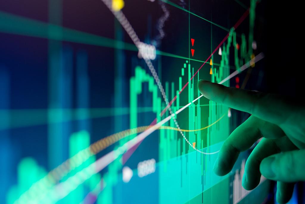 Börse, Aktienkurs, Aktienmarkt
