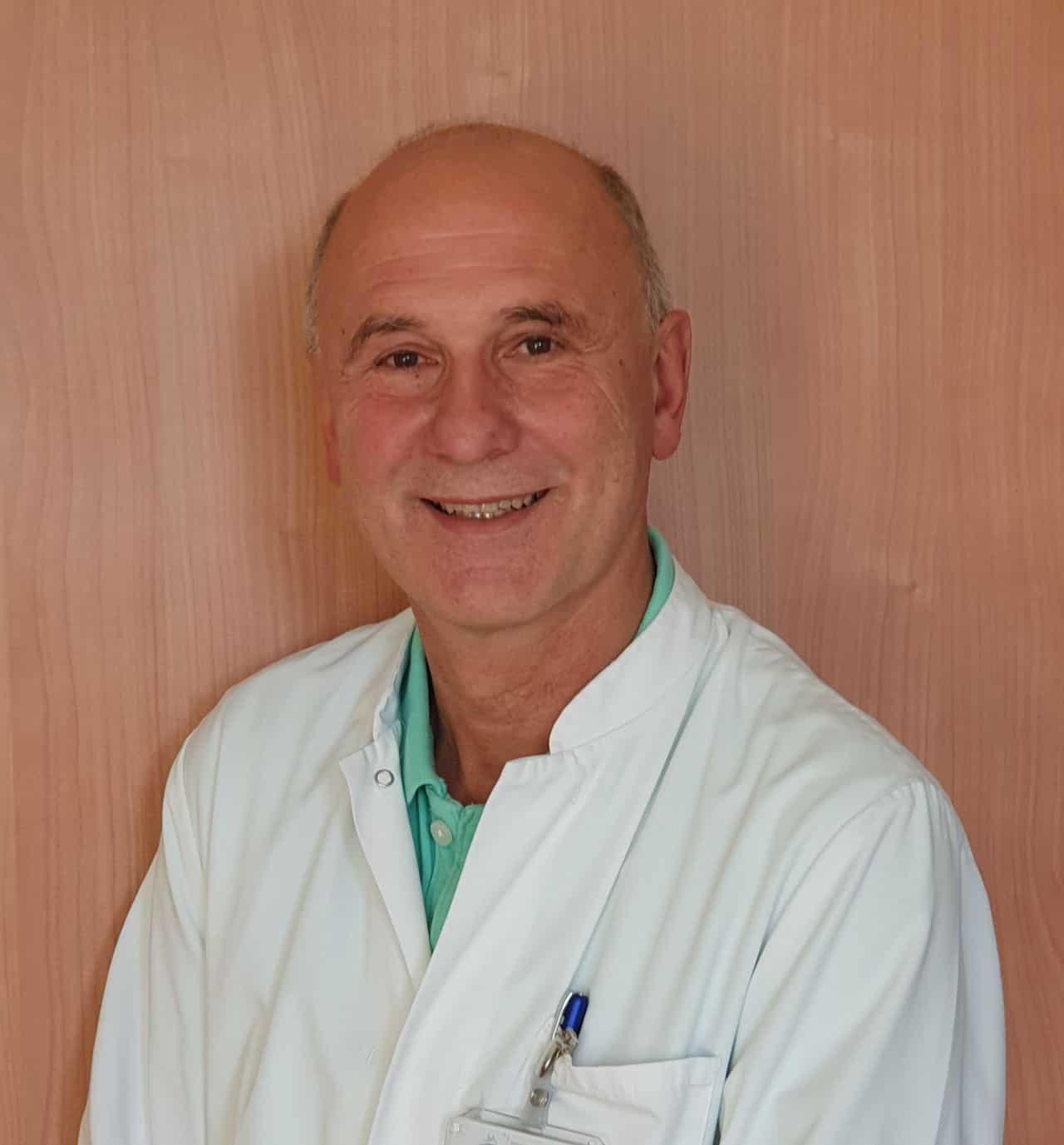 Dr. med. Günter Rosbach, Sektion Gelenkchirurgie am DRK in Dietz/Lahn