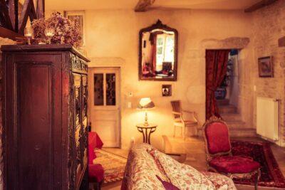 Zimmer mit Stolperfallen
