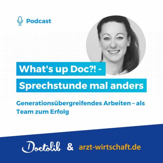 Podcast Generationsübergreifendes Arbeiten