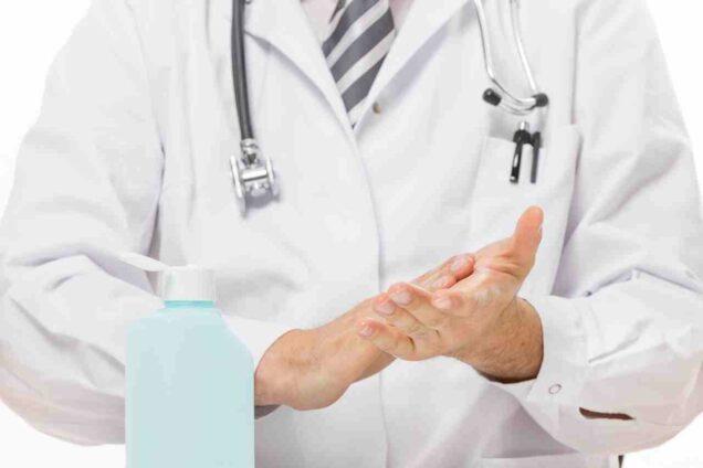 Hygiene in der Arztpraxis