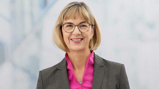 Dr. Susanne Johna, 1. Vorsitzende des Marburger Bundes