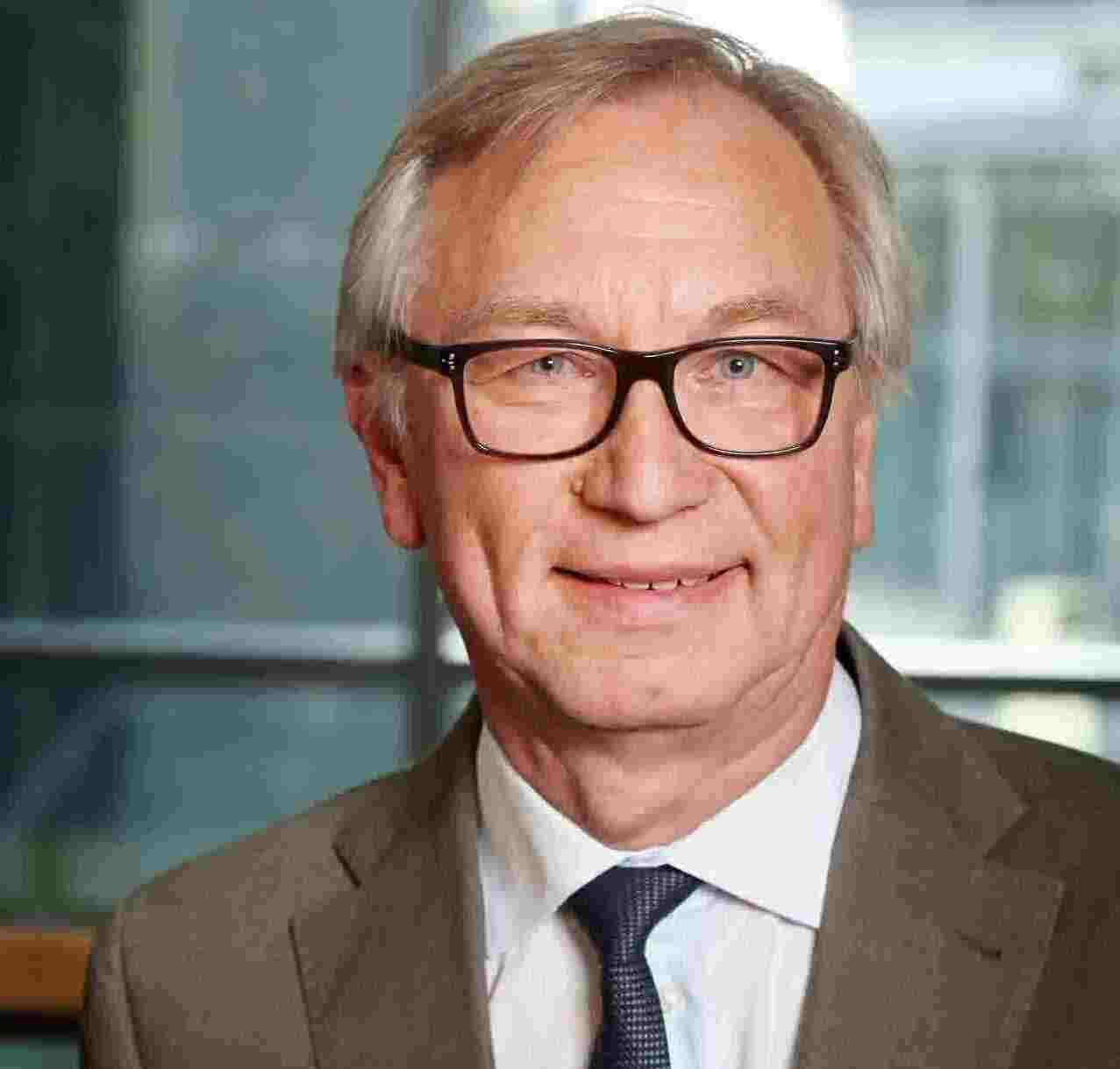 Dr. med. Axel Schroeder, Mitglied des SpiFA-Vorstandes.