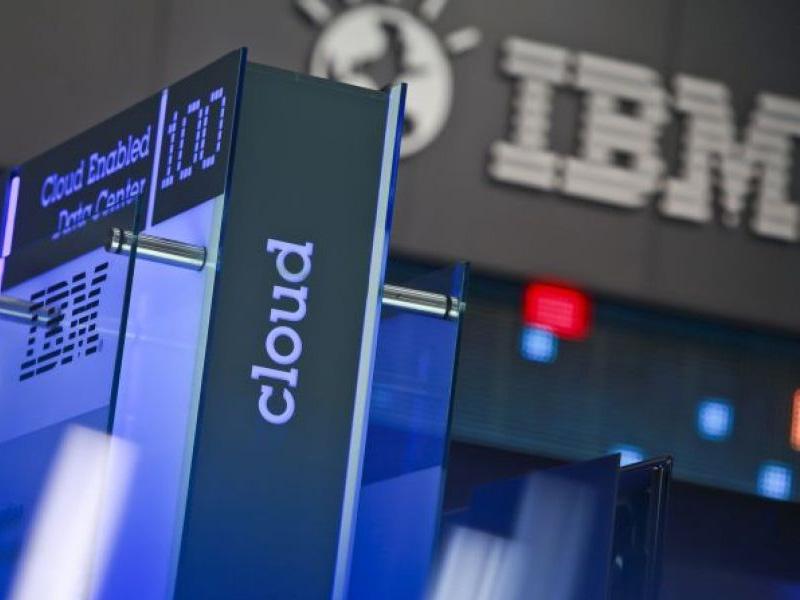 Platz 10: IBM
